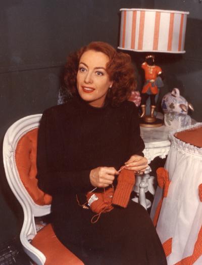 Joancrawfordknitting